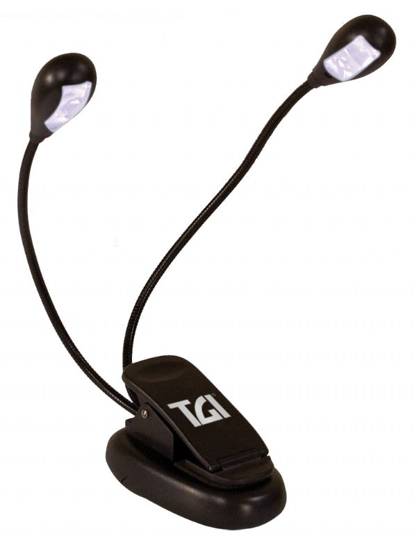 TGI Duo Light for Music Stands